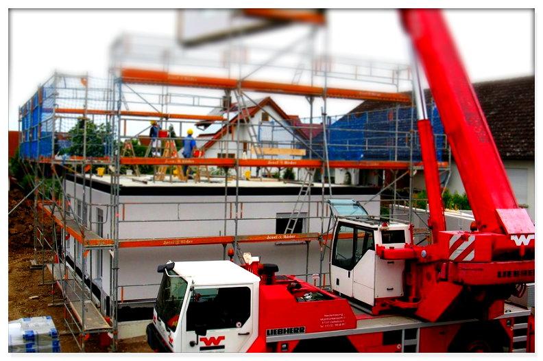 Hausbau Renovierung Deutschland PB