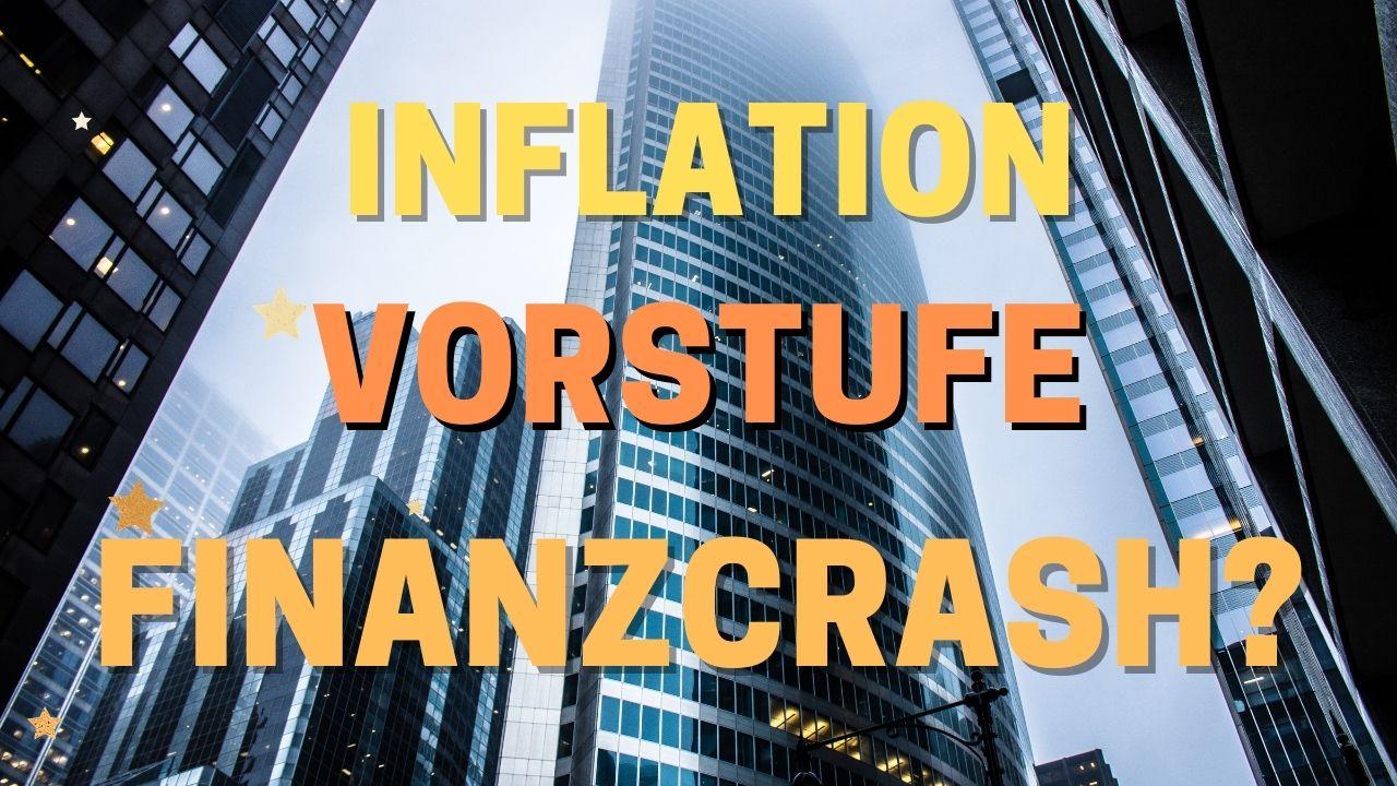 Inflation Crash Nachhaltige Geldanlagen